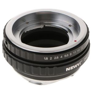 Image 1 - NEWYI DKL LM Adapter for Voigtlander Retina Deckel Lens to Leica M TECHART LM EA7 camera Lens Converter Adapter Ring