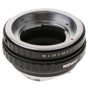 Image 1 - NEWYI DKL LM adaptateur pour Voigtlander Retina Deckel lentille à Leica M TECHART LM EA7 caméra lentille convertisseur adaptateur anneau