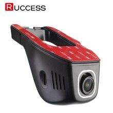 Ruccess Uninversal Wi-Fi автомобилей Даш Камера DVR Камера Новатэк 96658 приложение манипуляции Full HD 1080 P Ночное видение видео Регистраторы