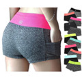 S-XL 11 Цвета Женщины Шорты Сексуальные женские Мода Повседневная Отпечатано С Карманными Push-Up Girls Короткие Плюс Размер