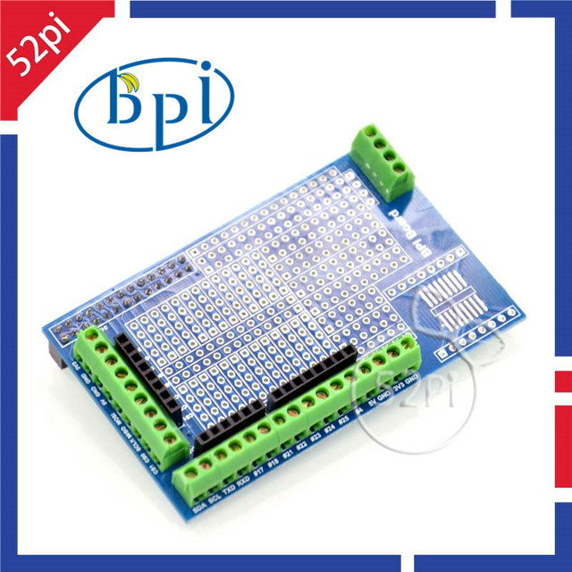 Prototype Pi Plate