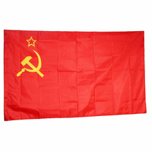 90*150cm USSR FLAG Office Festival Activity Parade Holiday Indoor Outdoor Decoration Banner FLAGs Home Decor Drop Shipping