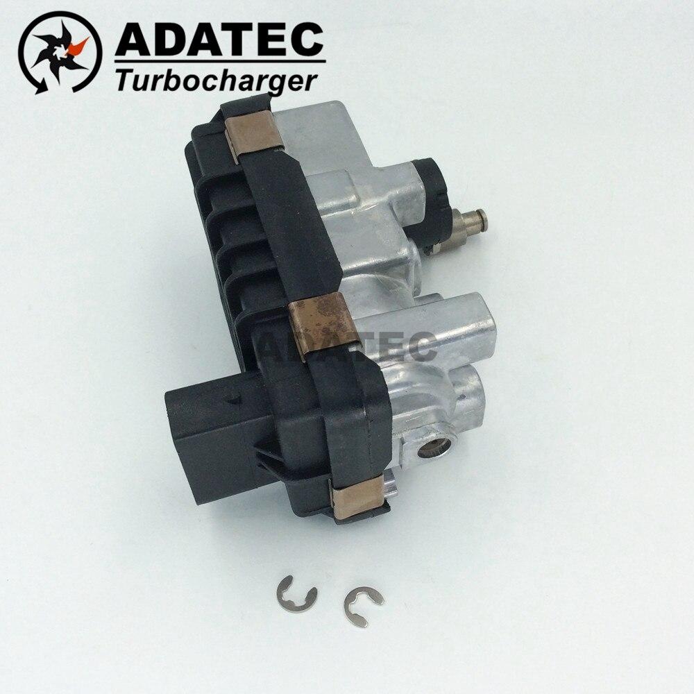 Electronic wastegate G-33 752406 6NW009206 turbo 767933 8C10-6K682-BB for Ford Transit VI 2.2 TDCi 103 KW / 140 HP Duratorq TDCi td03l4 49131 05312 49131 05310 49131 05313 6c1q6k682cd 6c1q6k682ce turbo for ford transit vi 2006 puma duratorq v347 2 2l tdci