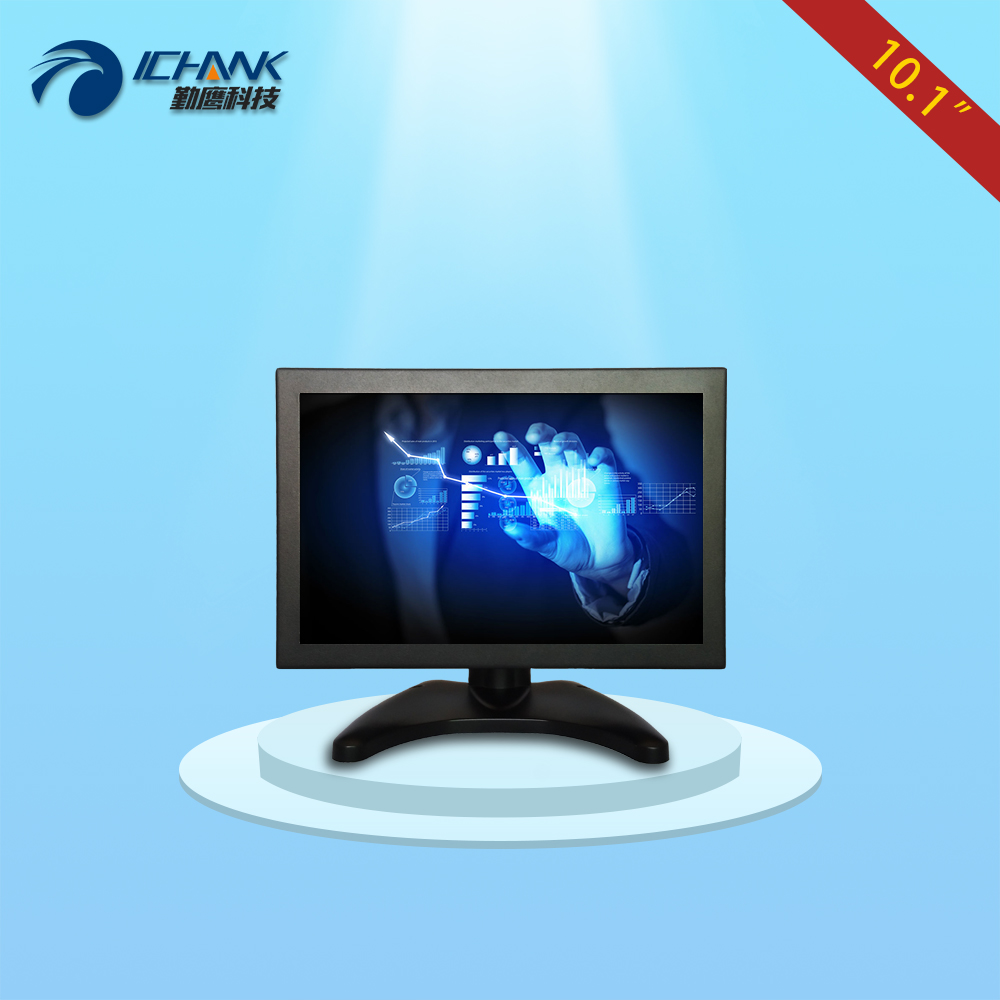 все цены на ZB101TC-V56H/10.1 inch 1920x1200 IPS full view HDMI HD metal case industrial Anti-interference touch monitor LCD screen display онлайн