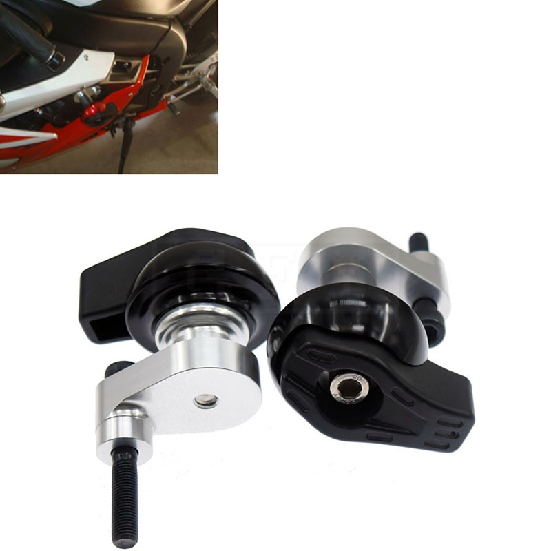Motorcycle CNC Frame Sliders Crash Falling Protection For Yamaha YZFR6 YZF-R6 R6 2006 2007 2008 - 2012 Moto Protector Accessory