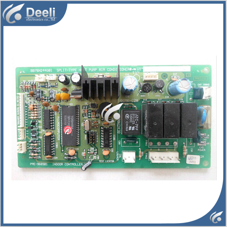 ФОТО 95% new good working for air conditioning computer board BB76N244G01 BB00N243B control board on sale