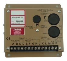 Free Shipping ESD5525E ESD5525 SPEED CONTROL UNIT Generator accessories speed controller governor speed control board