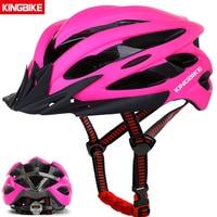2332ddf4b KINGBIKE Bicycle Helmets Cycling Helmet MTB Road Bike Helmet Women Men  Integrally Molded Ultralight Helmets Capacete