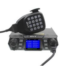 QYT Walkie Talkie KT 980 plus, 75W, VHF/55W, UHF, banda Dual, Quad Standby, KT 980Plus, Radio Móvil para coche, Ham Radio
