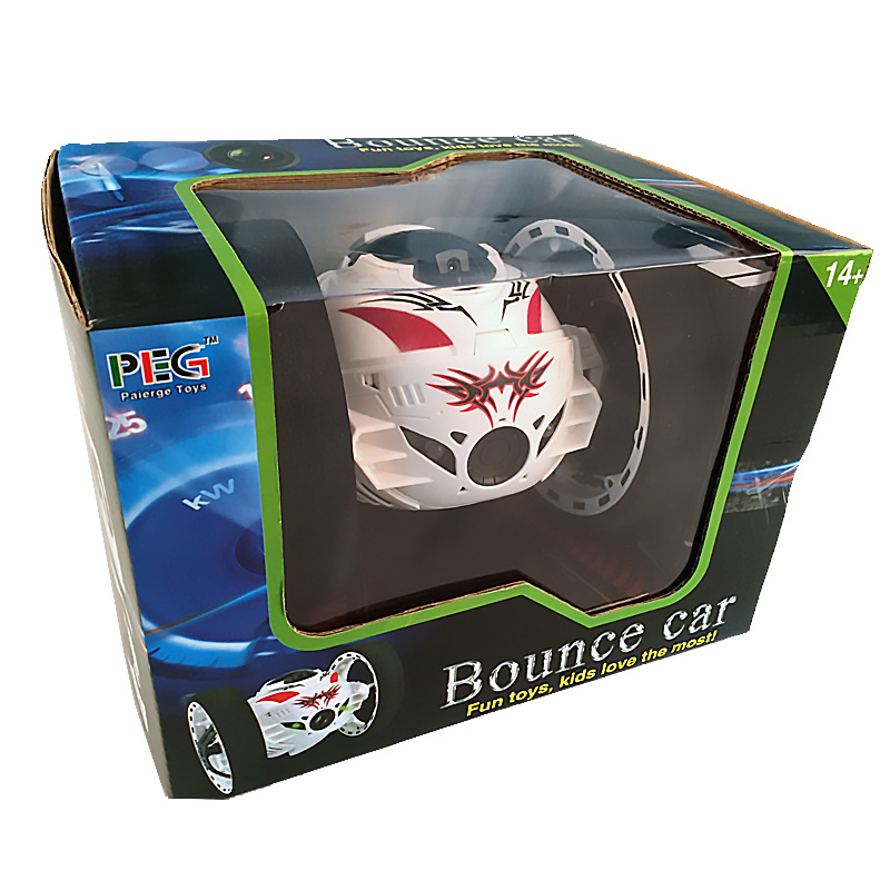New-toys-remote-control-two-wheel-car-24G-frequency-car-with-a-flexible-rotating-wheel-led-lights-remote-control-robot-3