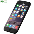 Pzoz para iphone 7 plus protector de pantalla de cine de alta definición antes y después de la película protectora para iphone 6 s plus 5s 5 sí 4S