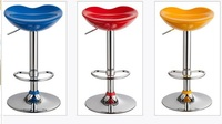 Computer Boss Chair Lifting Rotation Office ABS Stool Free Shipping Furniture Hall Retail Wholesale Blue Red
