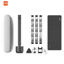 Original XIAOMI Mijia Wowstick 1F+ 64 In 1 Electric Screw Mi driver Cordless Lithium-ion Charge LED Power Screw mijia driver kit