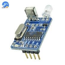 5 в ИК инфракрасный декодер доска дистанционное управление кодирование передатчик приемник беспроводной модуль для arduino ИК ЦАП Плата конвертер