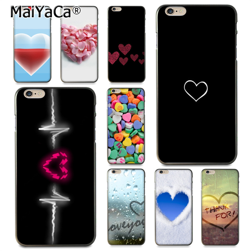 MaiYaCa Simple Heart Symbol Special Offer Luxury phone