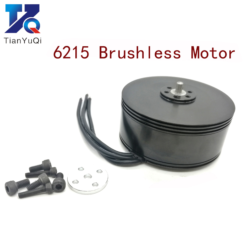 <font><b>6215</b></font> Brushless Motor KV170/340 For RC Aircraft Plane Multi-copter drone accessories Brushless Outrunner Motor image