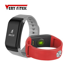 Smart Band Приборы для измерения артериального давления часы F1 смарт-браслет сердечного ритма Мониторы SmartBand Беспроводной Фитнес трекер для Android IOS Телефон