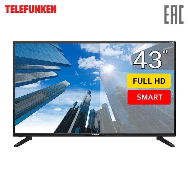 """Телевизор 43"""" Telefunken TF-LED43S43T2S FullHD SmartTV"""