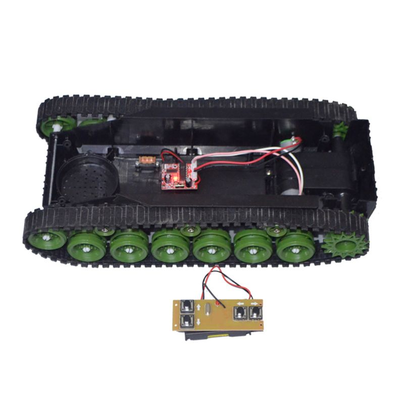 4-channel 2.4G Remote Control Receiver Module Kit Circuit Board For RC Model Car Drop ship