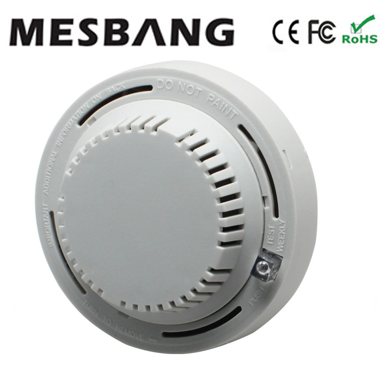 hotel office shop 10piece/lot independent alone smoke sensor smoking detector independen ...