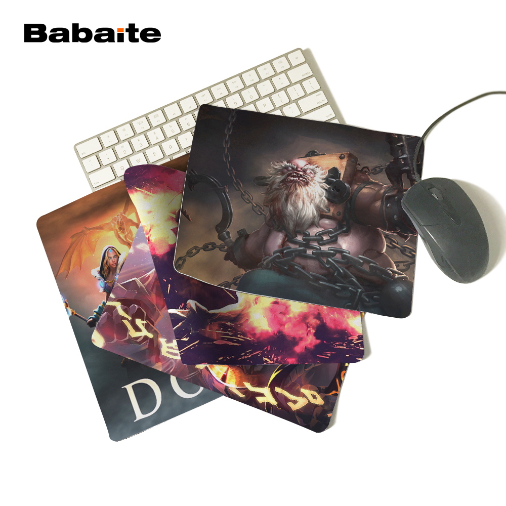 Babaite DOTA 2 mousepad all hero mouse pad laptop DOTA2 mouse pad notbo