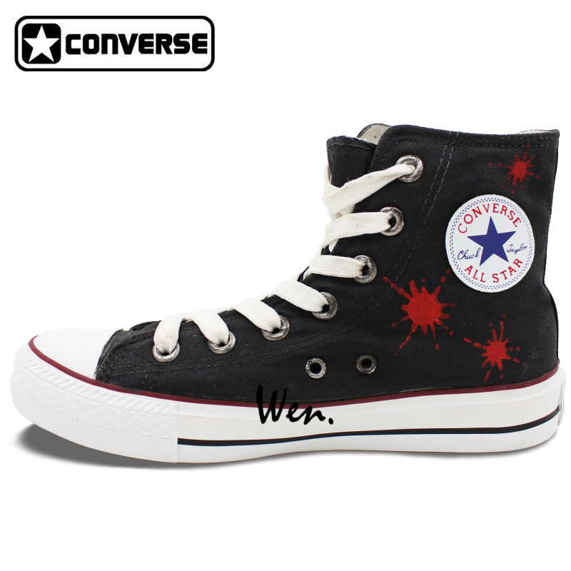 Anime Shoes Men Women Converse Chuck Taylor Naruto Uchiha ...