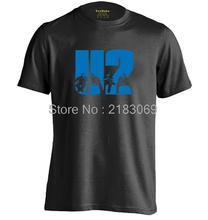 U2 Mens & Womens Summer Short Sleeve Printing T Shirt
