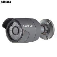 Gadinan AHDH Camera Metal Waterproof 6 Array LED Night Vison 1 2 7 OV2710 NVP2441H CMOS