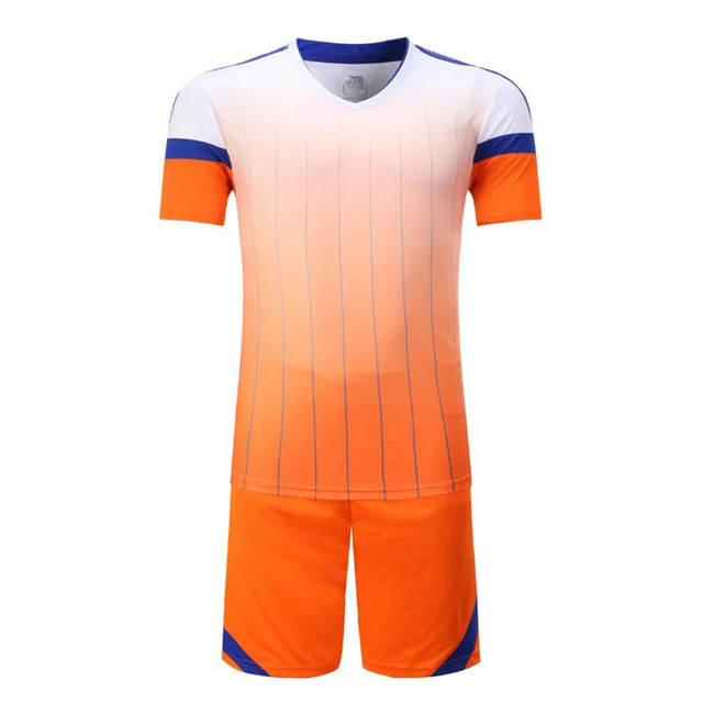New Mens Boys Cool Colors Design Short Sleeve Football Jerseys Training  Soccer Sets Custom Football Jersey Sports Uniform Jersey ba5a12b55