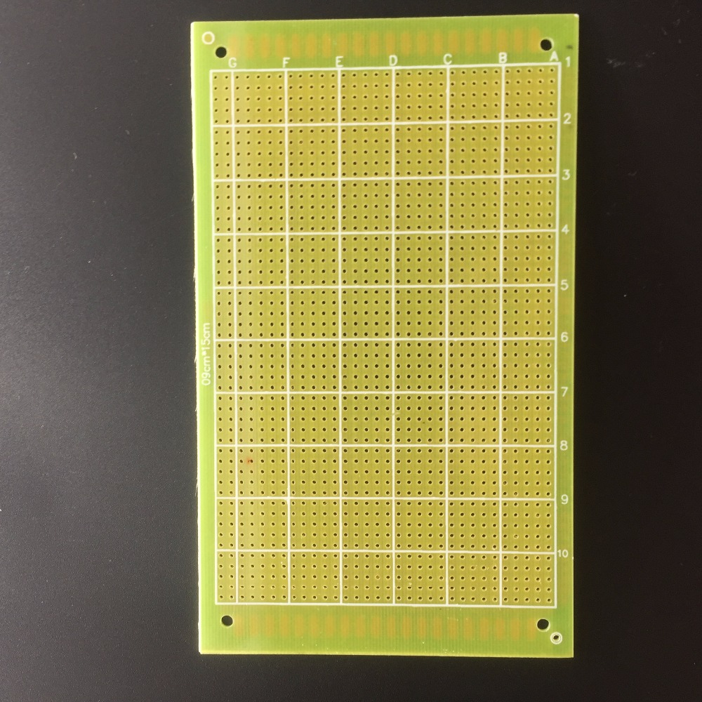 Free Shipping 5pc Pcb Single Side Blank Copper Clad 915cm Printed In Several Locations On This Circuit Board Stock Photo Substrate Material Glass Fiber