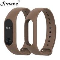 Mi band 2 Belt Wrist Strap Bracelet Double Color Replacement watchband For Original Miband Xiaomi Mi band 2 Wristband Smartband