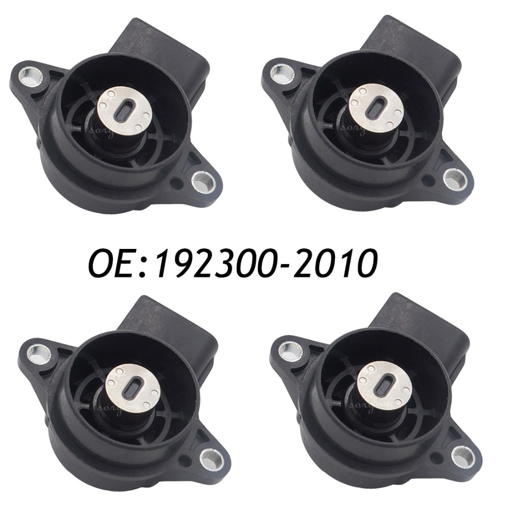 4PCS TPS Throttle Position Sensor For Toyota & Lexus Engines 192300-2010 1923002010  цены