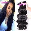 Cexxy Hair Brazilian Body Wave 3 Pcs Grade 8A Brazilian Virgin Hair Body Wave Cheap Virgin Brazilian Human Hair Weave Bundles