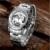 Original GUANQIN Homens Relógio Luminoso Relógio de Quartzo Famosa Marca Homens de Negócios Relógio À Prova D' Água Relógios Relógio de Pulso de Aço Inoxidável