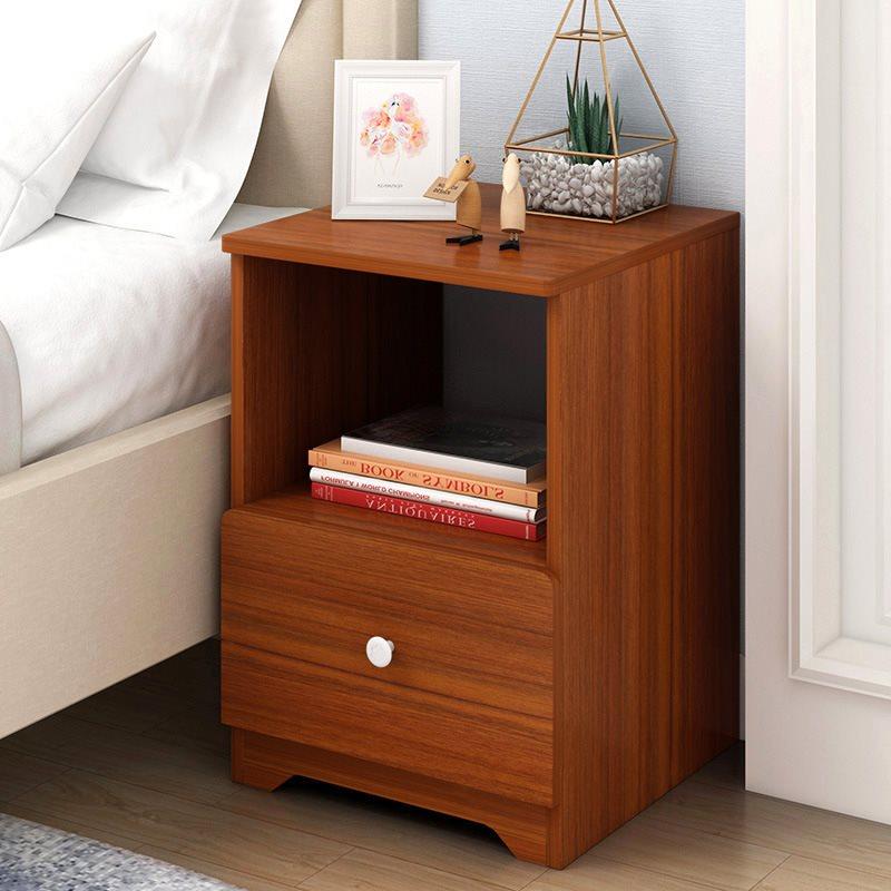 Meubles de chambre à coucher modernes tables de chevet armoire de rangement simple multi-fonction rangement petite commode mx6241147