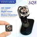 VENYASOL SQ8 HD 720/1080 P Спорт Mini DV Камеры Видеокамеры Голос Видеорегистратор Цифровая Камера Малый Скрытый Инфракрасный ночного Видения Spy