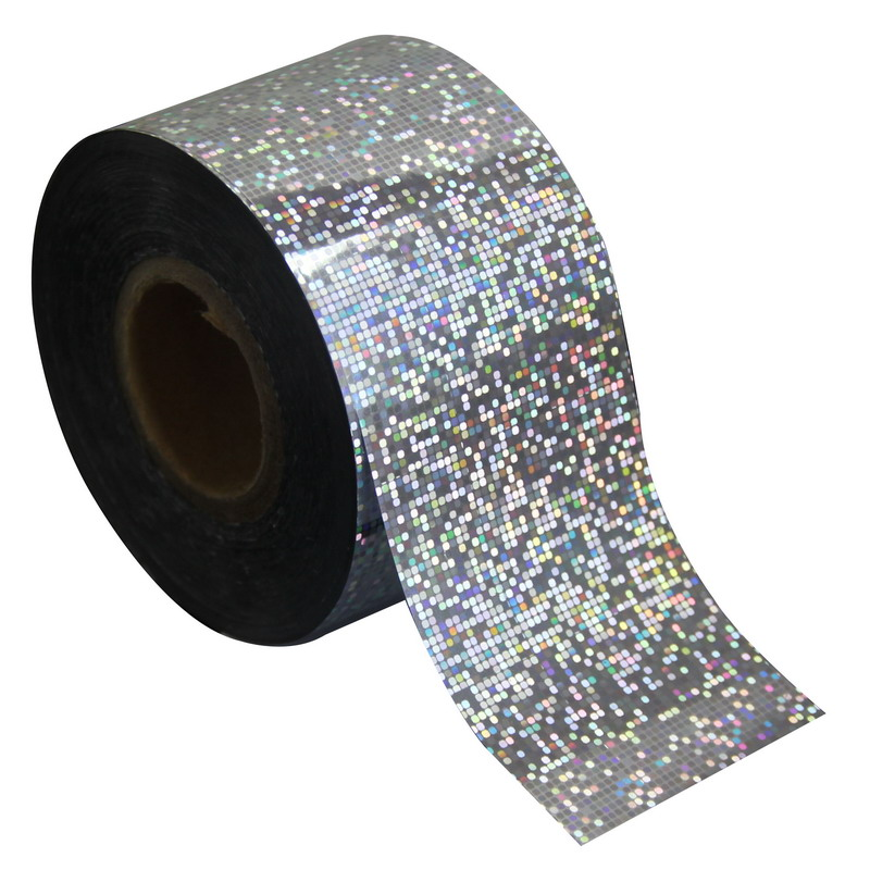 120m*4cm Colorful Dots Laser Nail Transfer Foil Rolls 3D Nail Art Wraps Transfer Nail Sticker Decals Beauty Salon Supply WY241 120m 4cm rainbow laser transfer foil stickers nail art wraps diy manicure fingernail decorations beauty salon supply wy300