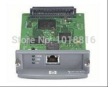 Free shipping 100% original JetDirect 625N J7960G Ethernet Internal Print Server Network Card and DesignJet Plotter Printer