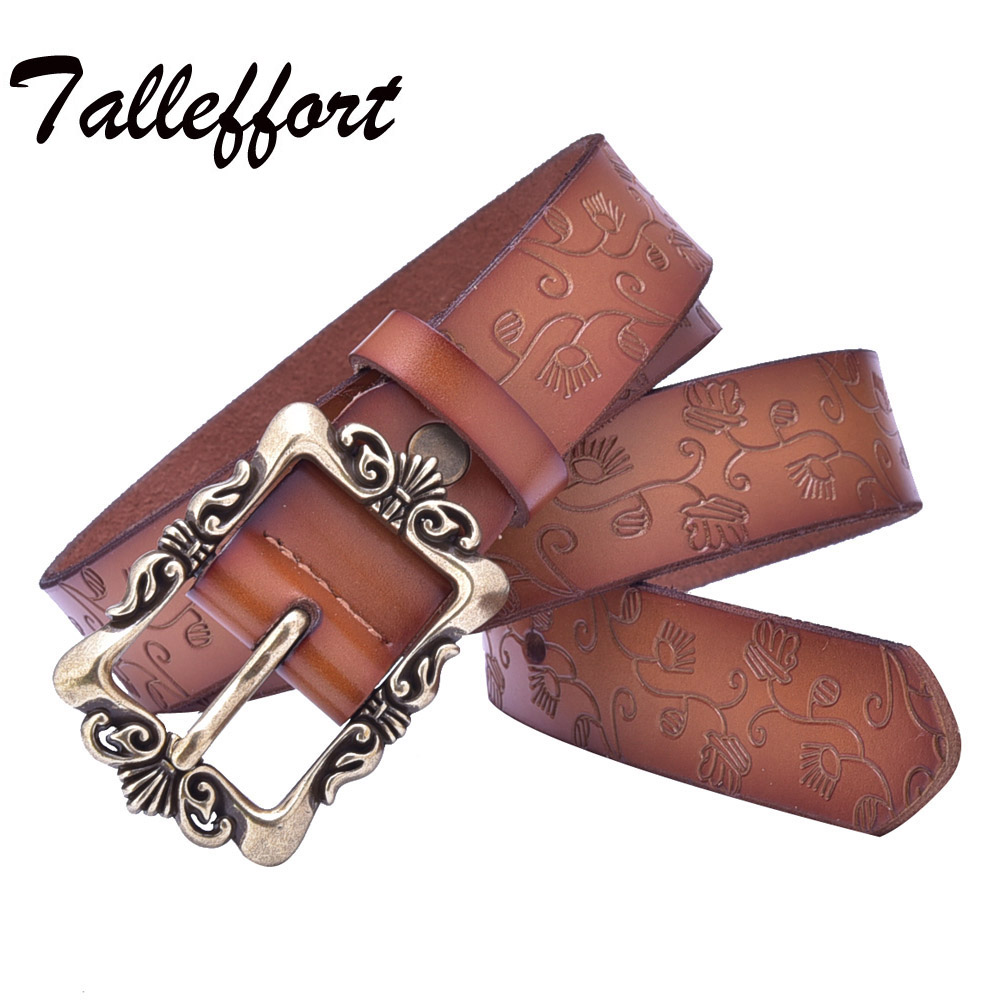 2016 genuine leather belt for ws