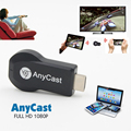 Any Cast MINI PC Android TV Stick Media Player Push Chrome cast Wifi Display Receiver Dongle Chrome Anycast Dl na Air play