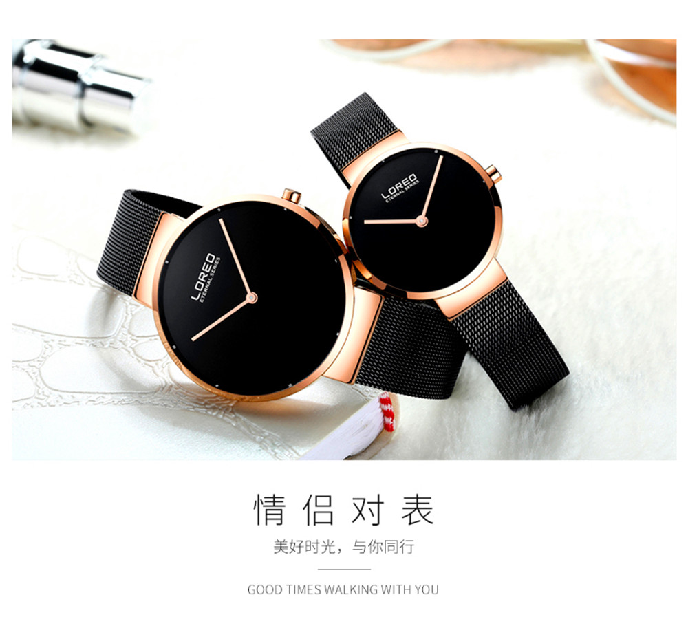 Assistir Mulheres Marca Simples E Elegante Relógios