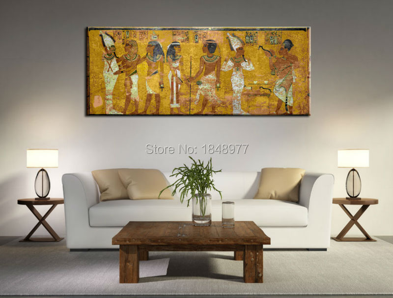 Egyptian Wall Decor compare prices on egyptian wall art- online shopping/buy low price