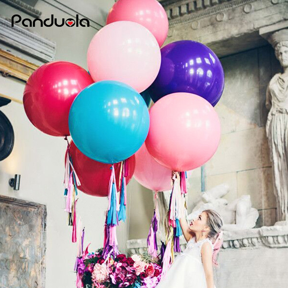 Decoration De Ballon 45cm Latex Balloon Balls Inflatable Air Balloons Wedding Birthday