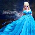 """1/3 22 """"56 см БЖД игрушки высокого качества ABS моделирование подвижные суставы свадебный невесты куклы DIY девушка подарки на день рождения"""