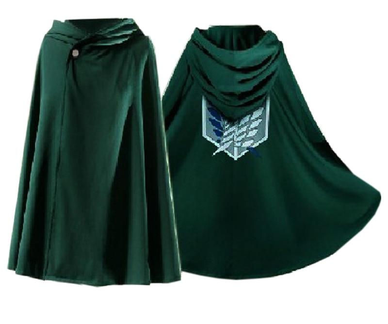 Attaque sur Titan veste Shingeki no Kyojin légion manteau Cosplay Eren Levi veste grande taille livraison gratuite Costume Halloween
