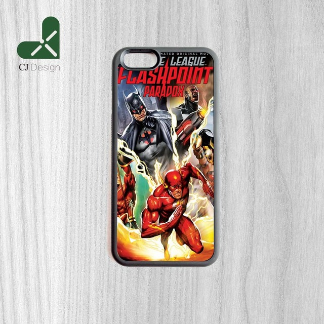 finest selection 62d74 f90b4 US $4.99 |Hot Low Justice League Background Pattern Style Mobile Protection  Case Cover For iPhone 6 6s And 4 4s 5 5s 5c 6 Plus-in Half-wrapped Case ...