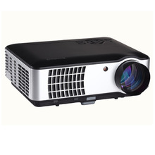 HD Projector 1280*800 Native Resolution With Build-in Wifi Andriod Smart Projector Home Theater More Than 150Inch USB*2 HDMI*1