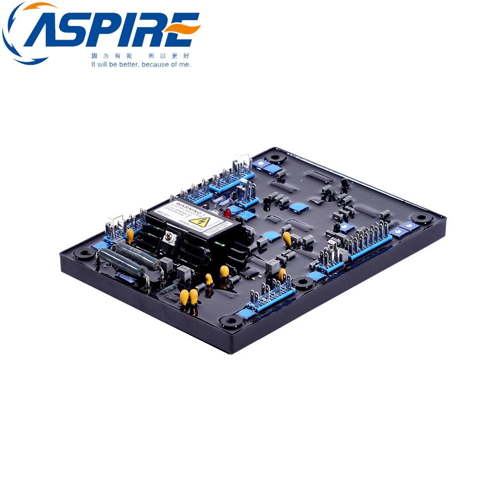 Generator Parts AVR Automatic Voltage Regulator MX321 free shipping hj 5k3p28 bx avr automatic voltage regulator generator spare parts free shipping