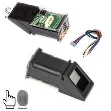 Оптический считыватель отпечатков пальцев сенсор модуль сенсор s Все-в-одном для Arduino uno