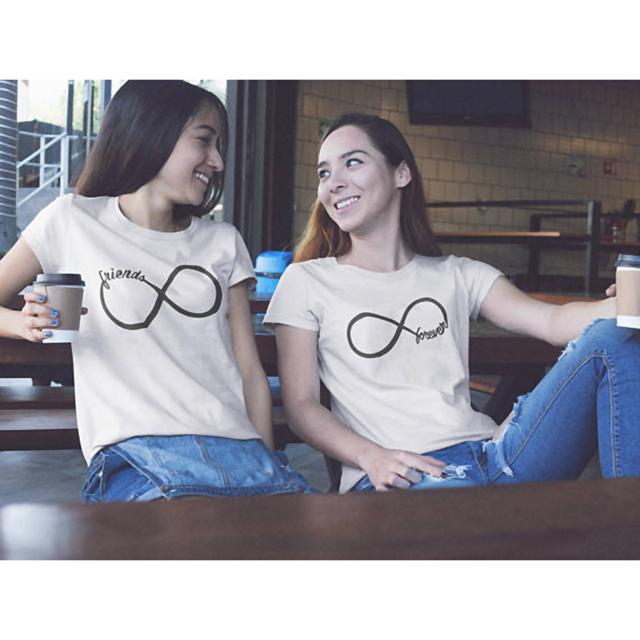 Best friends t-shirt (different styles)